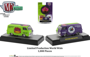 Get your 2020 Chrysler Nationals Die Cast at the Show