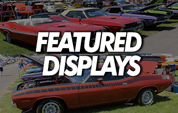 Featured Vehicle Displays Slated for 2020